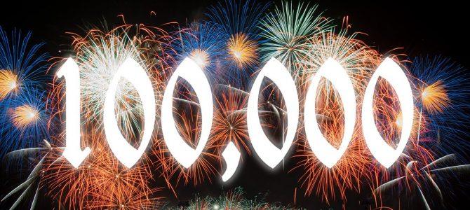 Pagina POVEȘTI CU MOTOARE are 100000 de prieteni pe Facebook