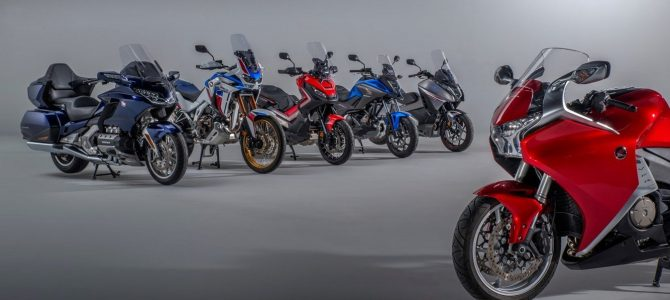 Honda – 10 ani de tehnologie DCT pe motociclete