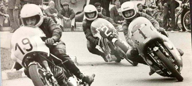 Poveşti din istoria motociclismului românesc – Dragoş Panaitescu – Să ne respectăm campionii