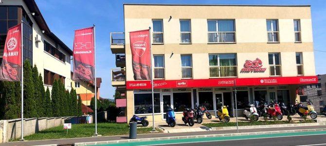 COC Motors organizează test drive la Cluj, unde Ducati și Kawasaki și-au dat întâlnire