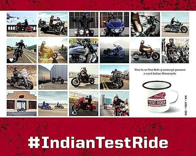 Indian RidePostWin