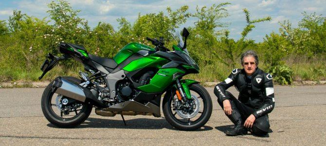 Kawasaki Ninja 1000 SX – test și prezentare