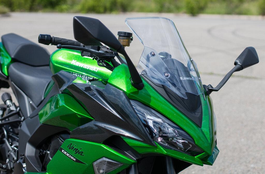 Kawasaki Ninja 1000 SX