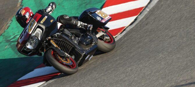"""Secretele motocicletei Indian Challenger învingătoare la """"King Of The Baggers"""""""