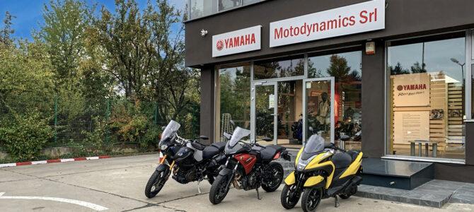 Importatorul Yamaha vinde flota de test 2020