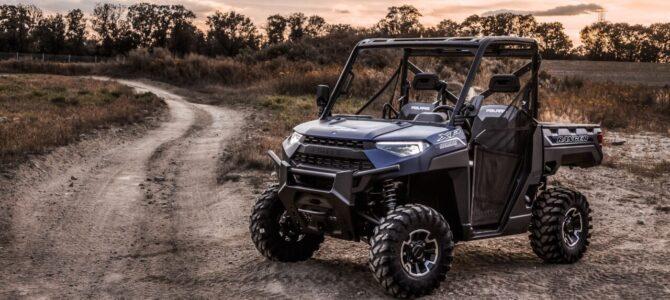 Polaris a prezentat noul model Ranger 1000 și gama side-by-side 2021