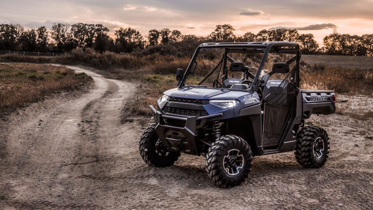 Polaris Ranger electric