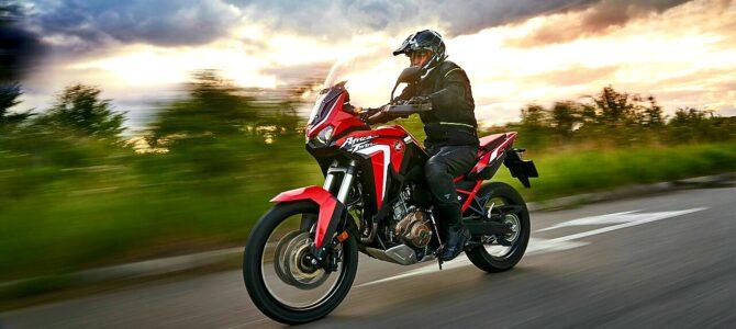 Honda Africa Twin – Legenda africană – test și prezentare