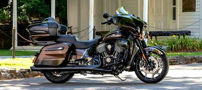 Indian Roadmaster Dark Horse Jack Daniel's