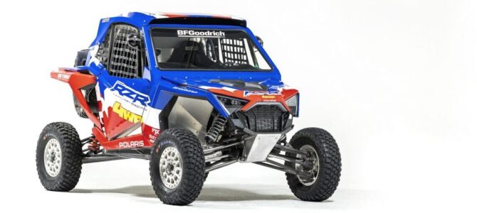 Polaris a prezentat RZR Pro XP Race, modelul pentru Raliul Dakar 2021