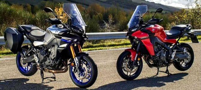 Noua generaţie Yamaha Tracer 9