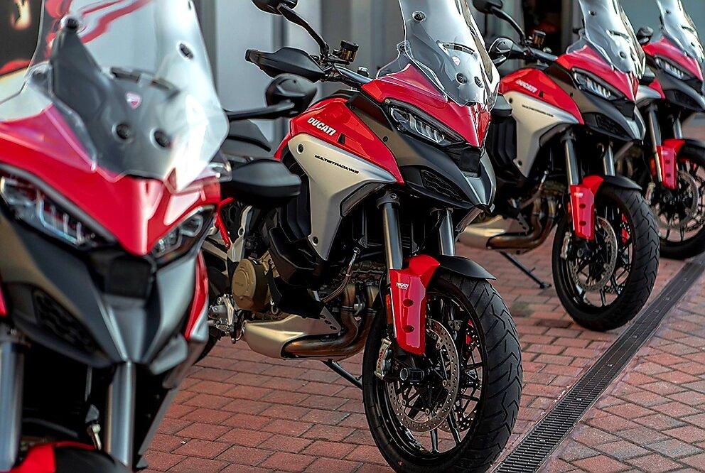 Vânzările Ducati în 2020