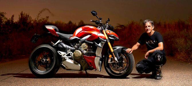 Ducati Streetfighter V4S – Formula de luptă – test și prezentare