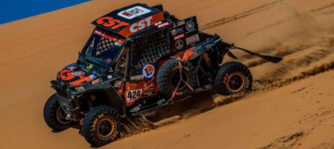 Echipa Xtreme+ și Polaris RZR sărbătoresc împreună 10 ani de Dakar