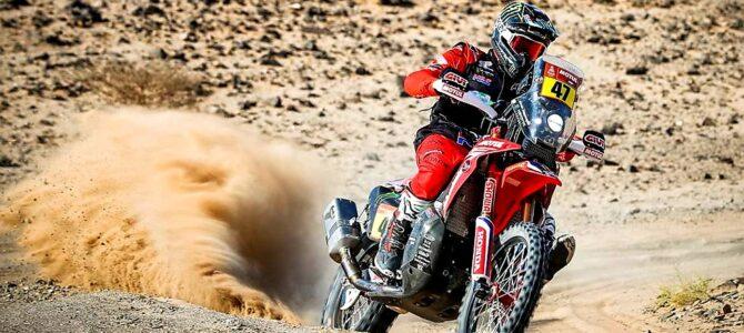 Kevin Benavides obține prima victorie în Raliul Dakar și aduce producătorului Honda cea de-a doua victorie consecutivă