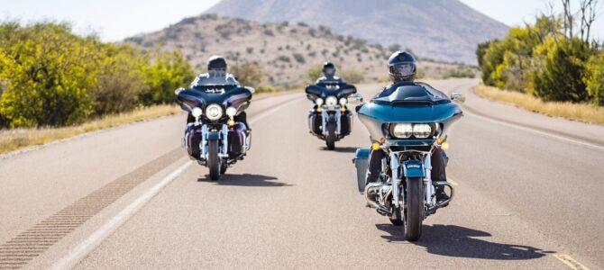 Harley-Davidson a prezentat gama 2021