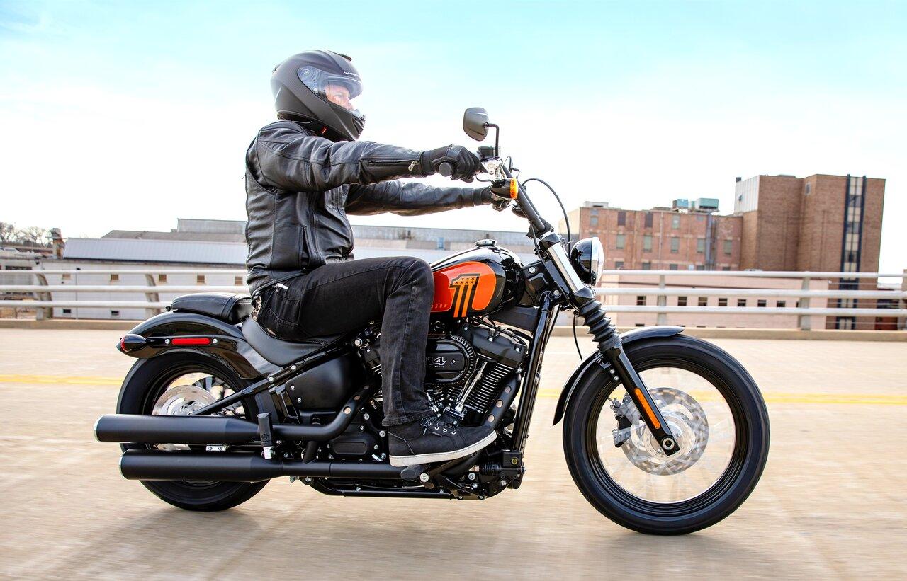 Harley-Davidson gama 2021