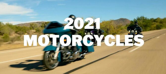 Harley-Davidson lansează onlinepe 19 ianuarienoile modele 2021