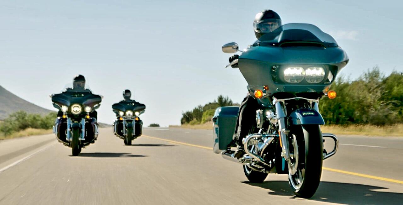 Harley-Davidson 19 ianuarie