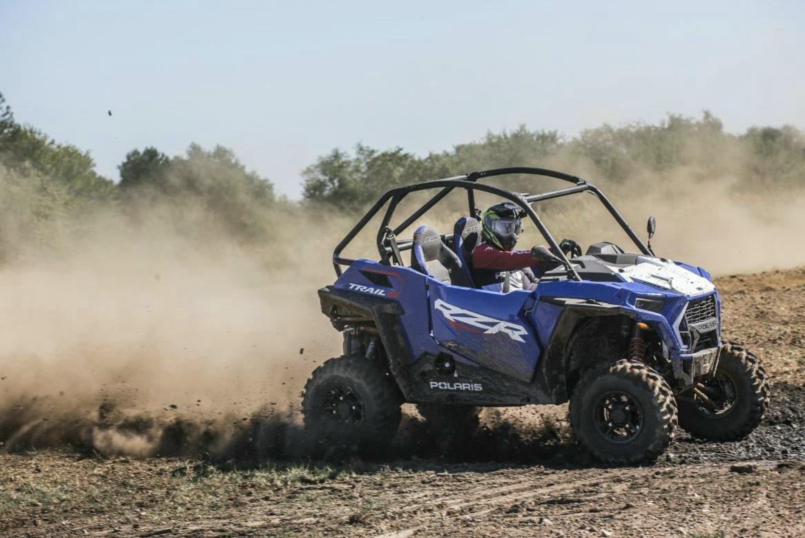 Polaris RZR Trail S 1000