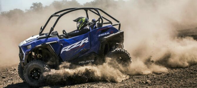 Polaris a lansat noul model RZR Trail S 1000 Premium