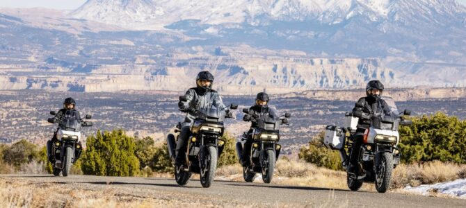 Cum lucrează suspensiile semi-active de la Harley-Davidson Pan America 1250 Special