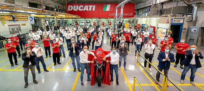 Despre sistemul radar instalat pe Ducati Multistrada V4