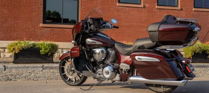 Indian Roadmaster Limited, modelul de vârf al gamei cruiser 2021