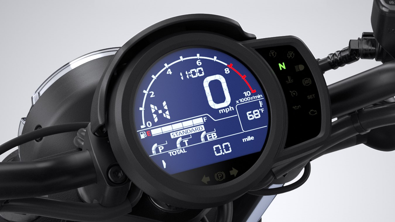 Honda CMX1100 Rebel