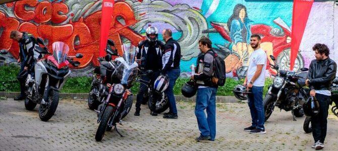 CocMotors și Ducati organizează o sesiune de test la Cluj-Napoca