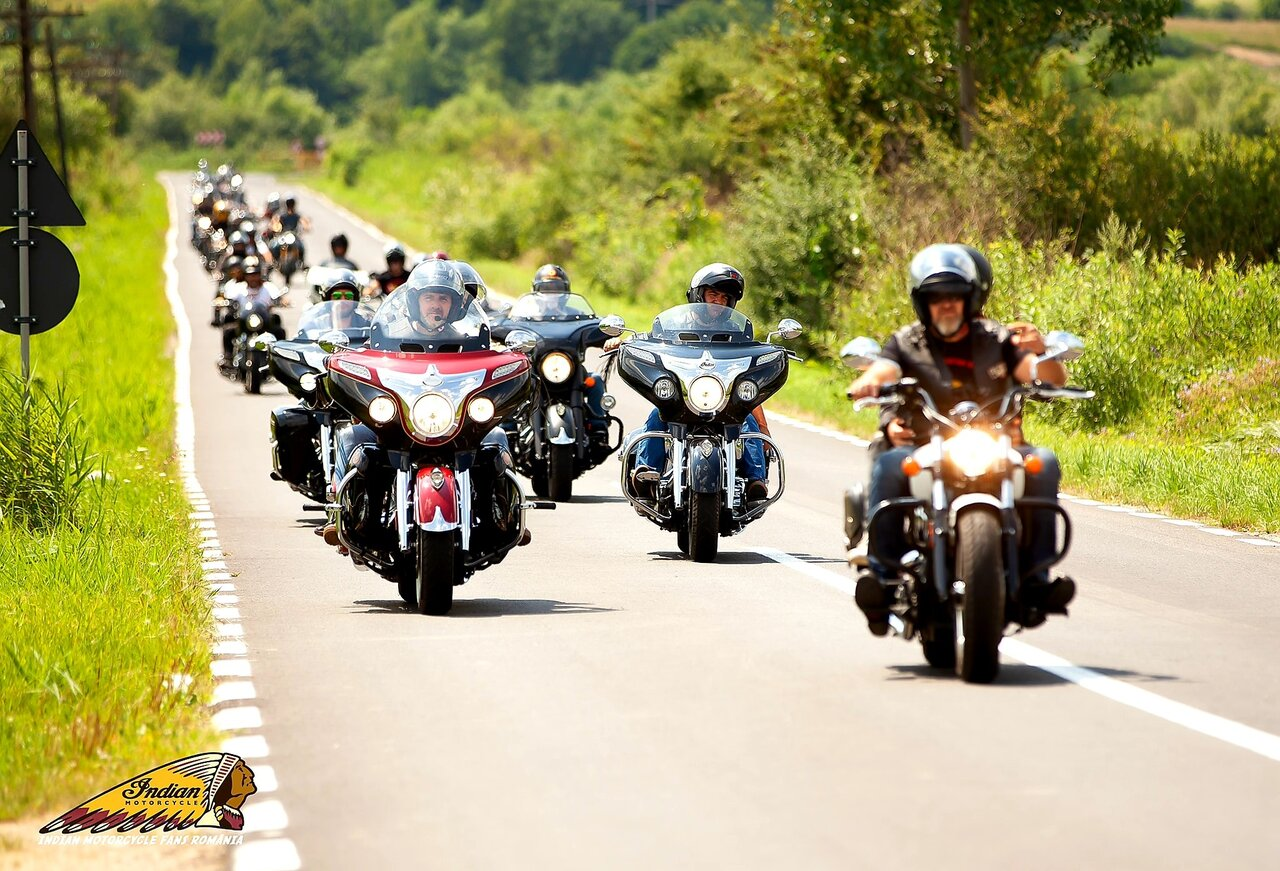 Indian Motorcycle Riders Meeting