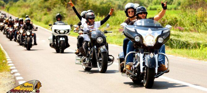 Indian Motorcycle Riders Meeting – Întâlnirea posesorilor de motociclete Indian din România