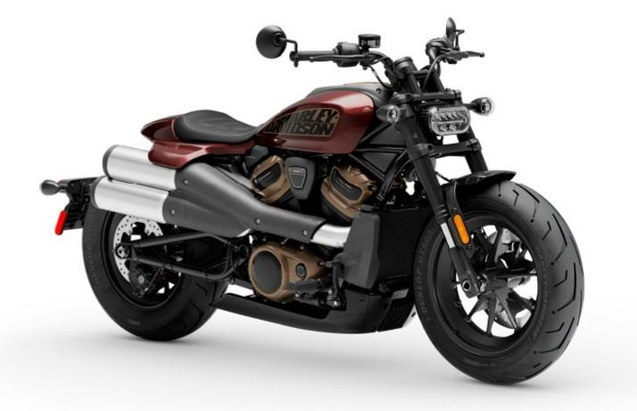 Harley-Davidson Sportster S