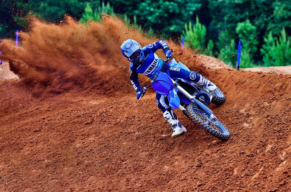 Yamaha off-road 2022
