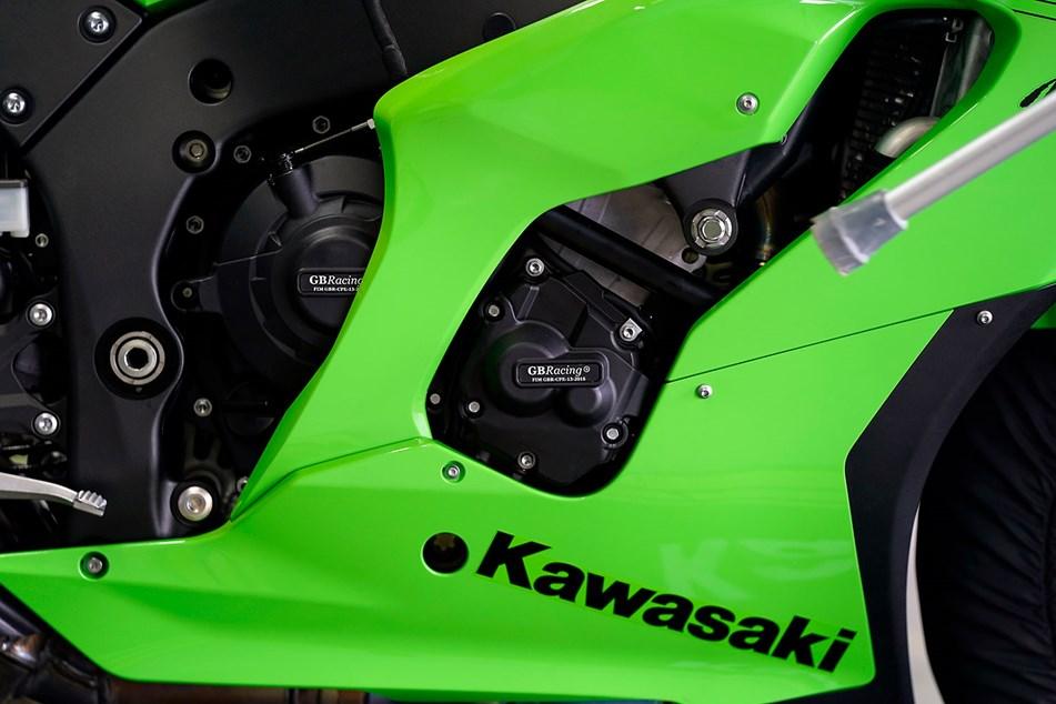 Kawasaki Ninja ZX-10RR 2021