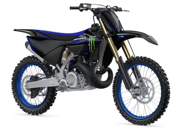 Yamaha YZ250 model 2022