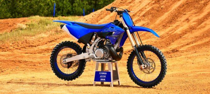 Yamaha a revizuit modelul YZ250 pentru sezonul 2022