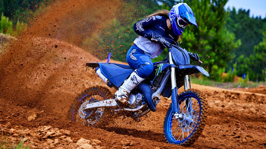 Yamaha YZ125 2022