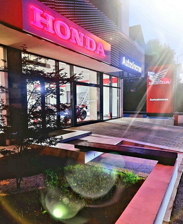 Autosincron Honda