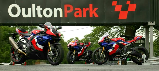CBR1000RR-R Fireblade SP vs. British Superbike – cât de rapidă este motocicleta de serie?