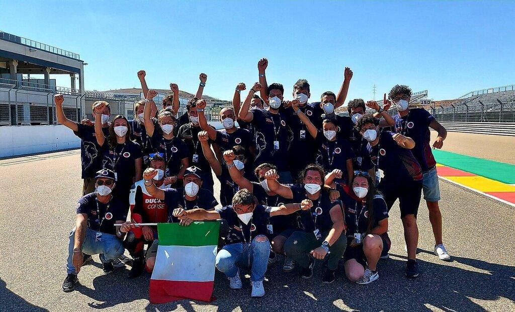 UniBo Motorsport Ducati