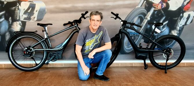 Bicicletele electrice Serial 1, Powered by Harley-Davidson au ajuns la București