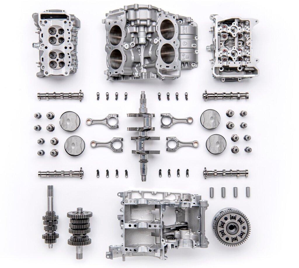 Ducati V4 Granturismo