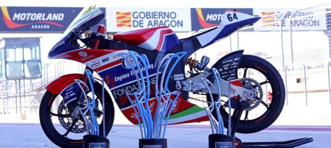 UniBo Motorsport Team sponsorizată de Ducati câștigă Motostudent International Competition 2021