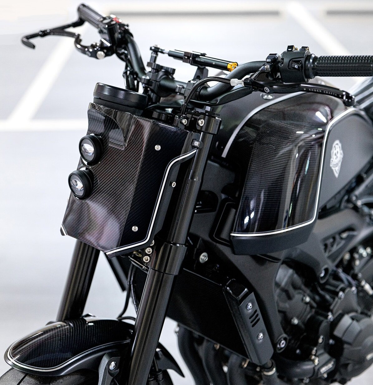 Yamaha XSR900 Rough Crafts