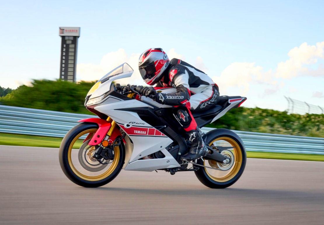 Yamaha R 2022