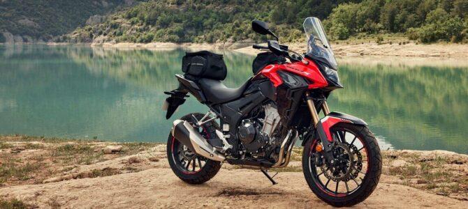 Modificări pentru sezonului următor ale modelului Honda CB 500X 2022