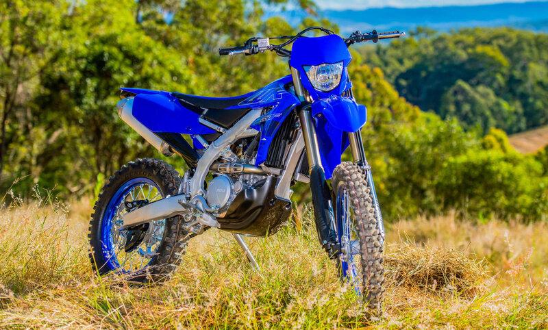 Yamaha WR250F 2022