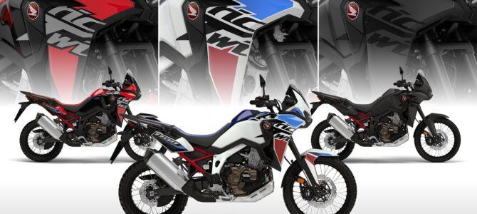 Modificările de pe Honda Africa Twin și varianta Adventure Sports pentru sezonul 2022