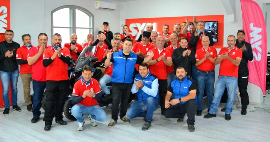 SYM Balkan Ride Tour 2021